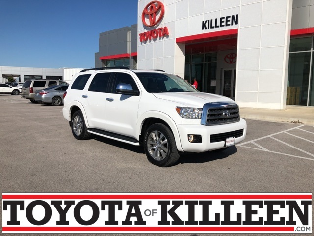 Certified Pre Owned 2016 Toyota Sequoia Limited