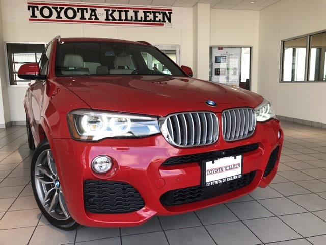 Pre-Owned 2015 BMW X3 xDrive28d