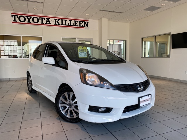 Pre-Owned 2012 Honda Fit Sport