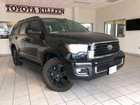 New 2018 Toyota SEQUOIA 4X4 TRD Sport