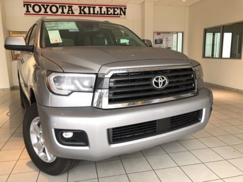 New 2019 Toyota SEQUOIA 4X2 SR5