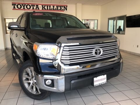 Certified Pre-Owned 2015 Toyota Tundra Limited